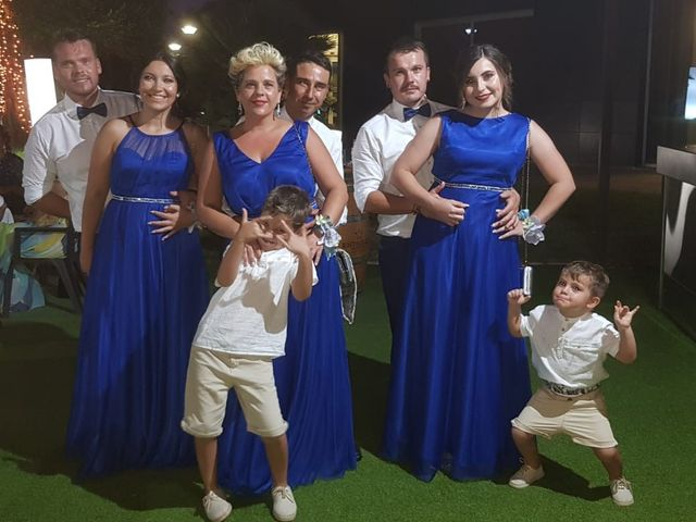 La boda de Pedro y Fabiola  en Sangonera La Verde, Murcia 13