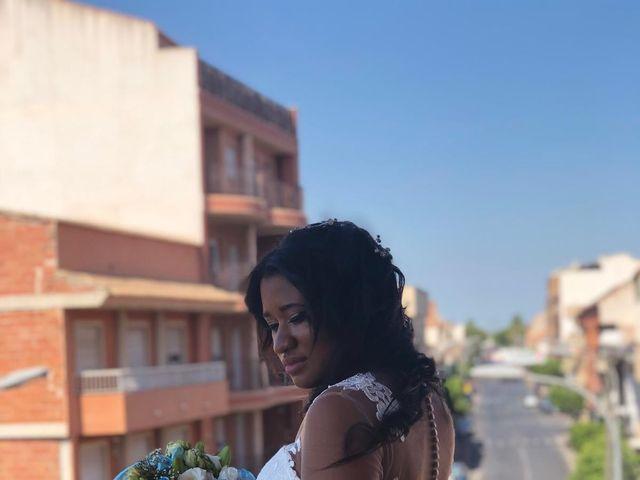 La boda de Pedro y Fabiola  en Sangonera La Verde, Murcia 18
