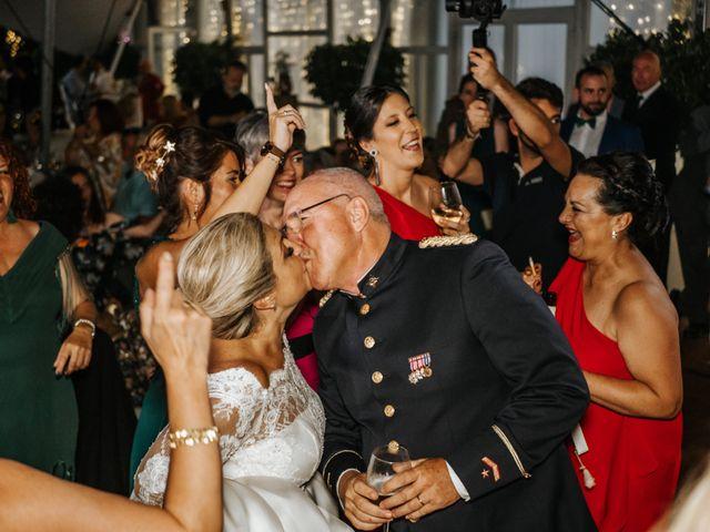 La boda de Mari Ángeles y Juan Carlos en Almería, Almería 21