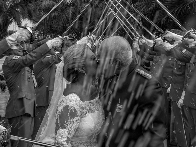 La boda de Mari Ángeles y Juan Carlos en Almería, Almería 6