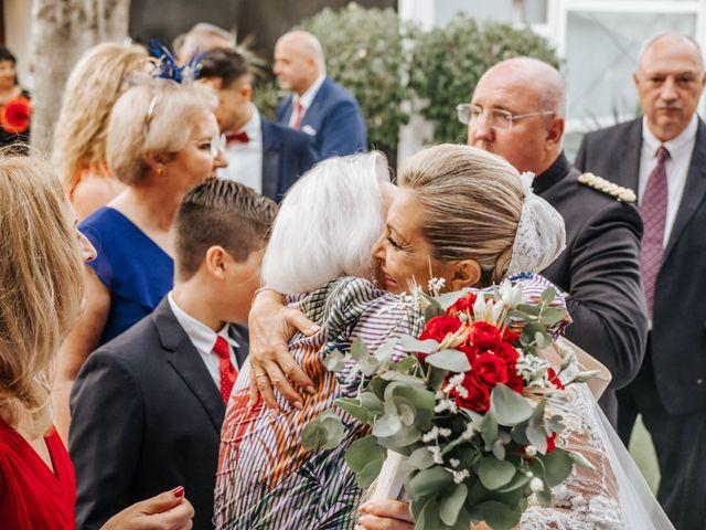 La boda de Mari Ángeles y Juan Carlos en Almería, Almería 7