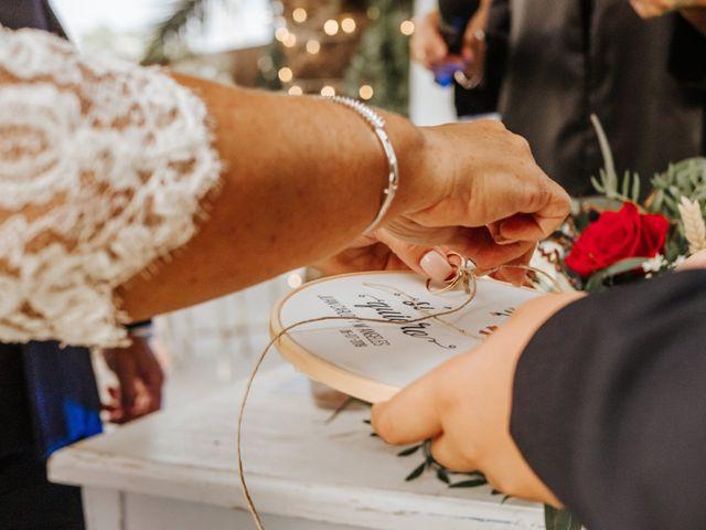 La boda de Mari Ángeles y Juan Carlos en Almería, Almería 10