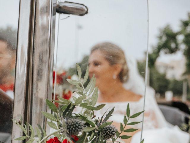 La boda de Mari Ángeles y Juan Carlos en Almería, Almería 19