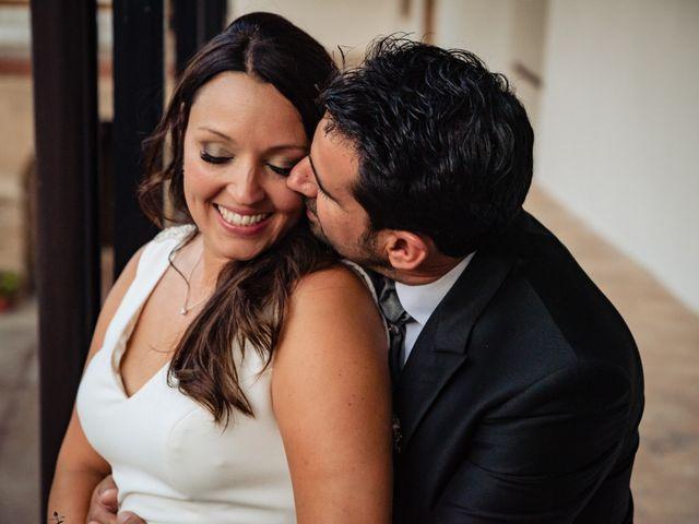 La boda de Pilar y Fernando