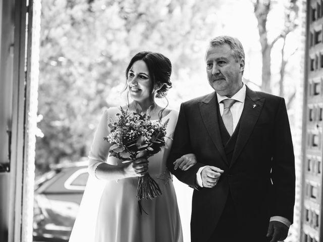 La boda de Pedro y Lucía en Madrid, Madrid 27