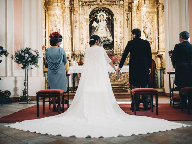 La boda de Pedro y Lucía en Madrid, Madrid 31