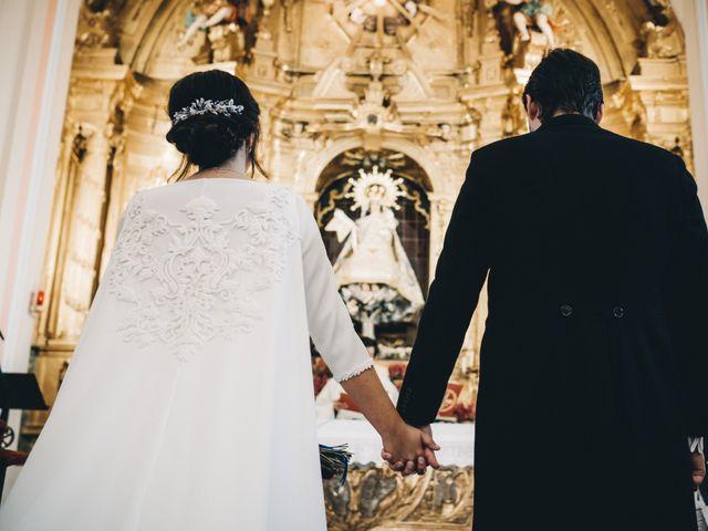 La boda de Pedro y Lucía en Madrid, Madrid 33