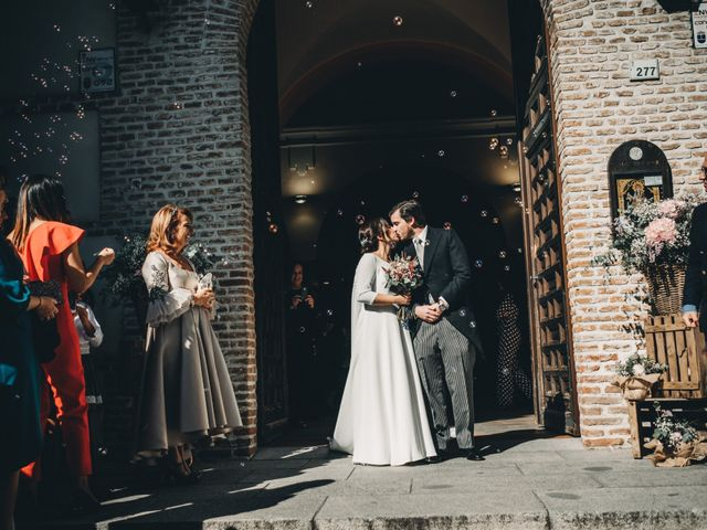 La boda de Pedro y Lucía en Madrid, Madrid 37