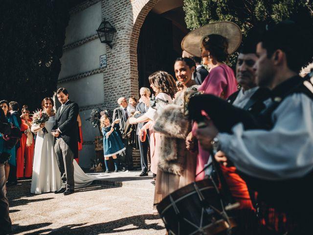 La boda de Pedro y Lucía en Madrid, Madrid 39