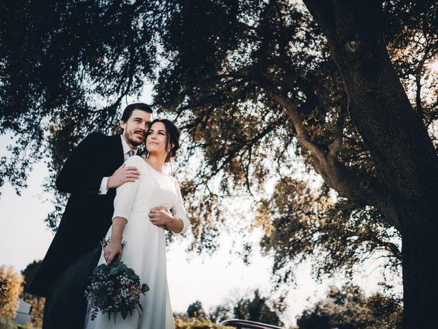 La boda de Pedro y Lucía en Madrid, Madrid 42