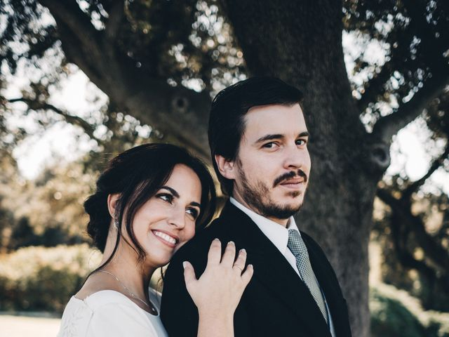 La boda de Pedro y Lucía en Madrid, Madrid 43