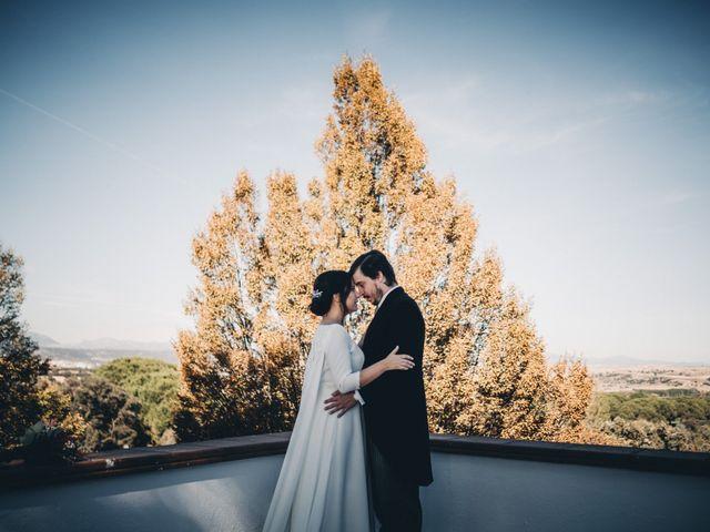La boda de Pedro y Lucía en Madrid, Madrid 47