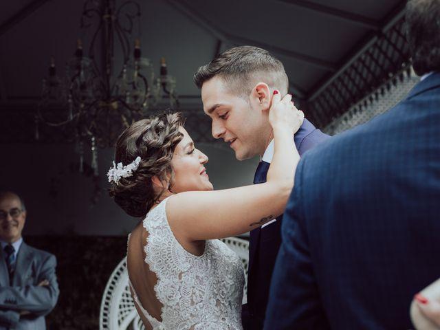 La boda de Iker y Lorena en Arnuero, Cantabria 33
