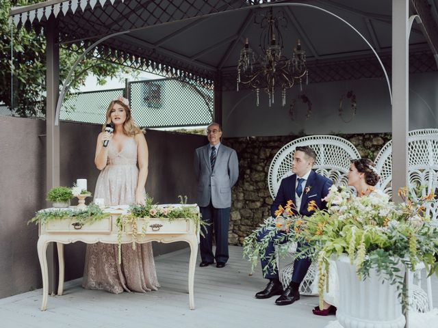 La boda de Iker y Lorena en Arnuero, Cantabria 34