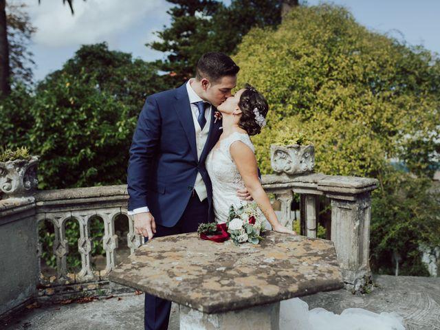 La boda de Iker y Lorena en Arnuero, Cantabria 47