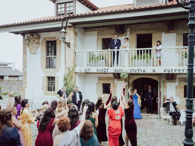 La boda de Iker y Lorena en Arnuero, Cantabria 50
