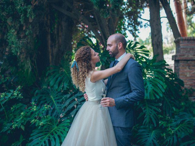 La boda de Marga y Marc