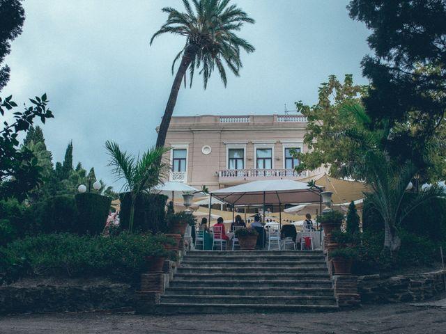 La boda de Marc y Marga en Motril, Granada 1