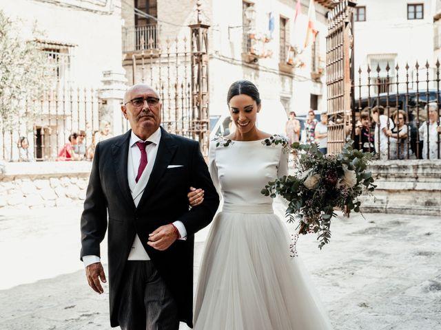 La boda de Emilio y Tamara en Pastrana, Guadalajara 58