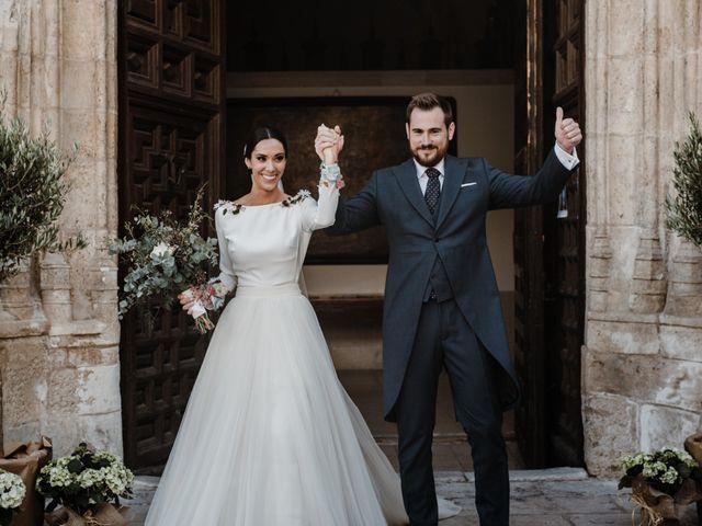 La boda de Emilio y Tamara en Pastrana, Guadalajara 69
