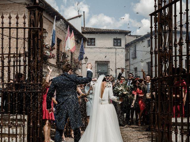 La boda de Emilio y Tamara en Pastrana, Guadalajara 73