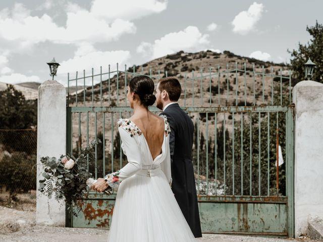 La boda de Emilio y Tamara en Pastrana, Guadalajara 83