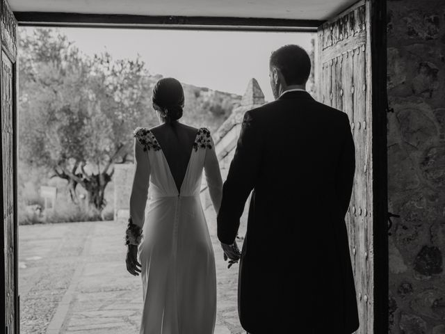 La boda de Emilio y Tamara en Pastrana, Guadalajara 86