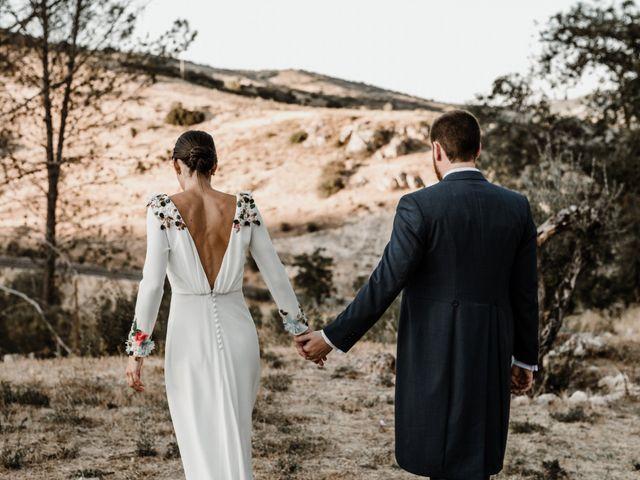 La boda de Emilio y Tamara en Pastrana, Guadalajara 89