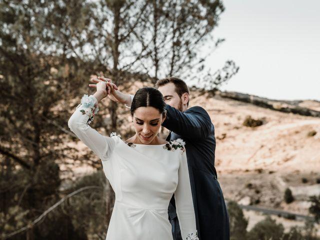 La boda de Emilio y Tamara en Pastrana, Guadalajara 91