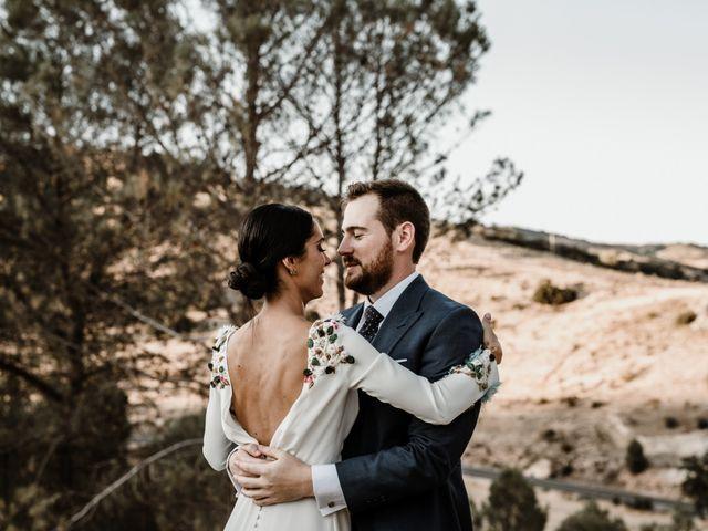 La boda de Emilio y Tamara en Pastrana, Guadalajara 92