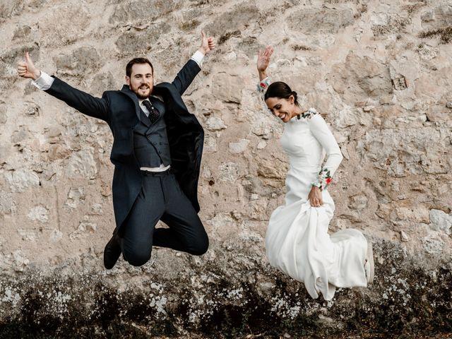 La boda de Emilio y Tamara en Pastrana, Guadalajara 98