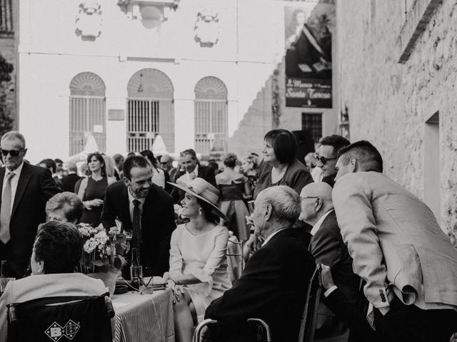 La boda de Emilio y Tamara en Pastrana, Guadalajara 103