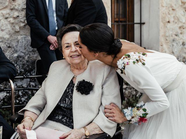 La boda de Emilio y Tamara en Pastrana, Guadalajara 105