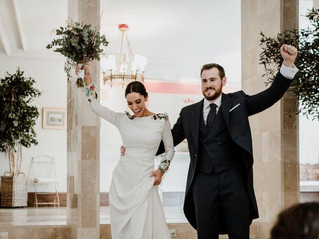 La boda de Emilio y Tamara en Pastrana, Guadalajara 109