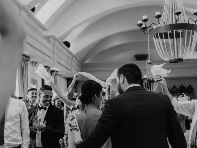 La boda de Emilio y Tamara en Pastrana, Guadalajara 110