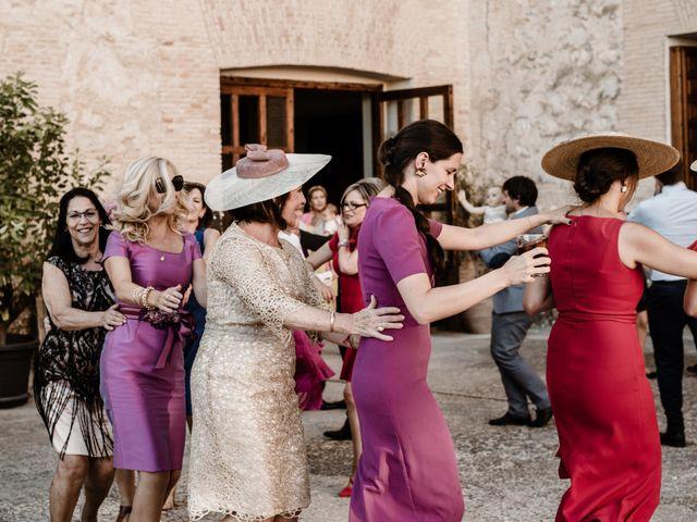 La boda de Emilio y Tamara en Pastrana, Guadalajara 121