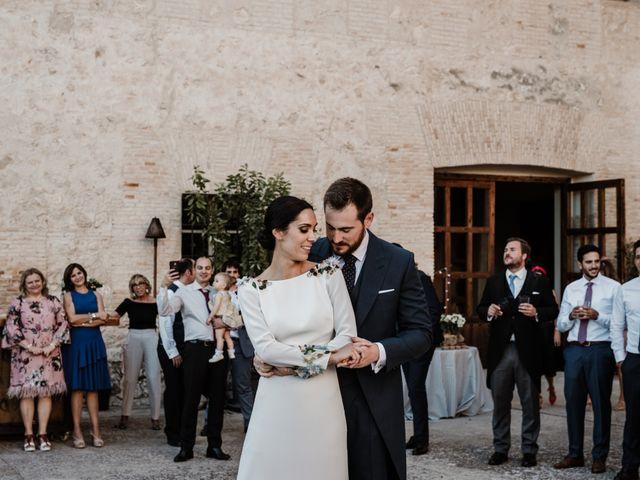 La boda de Emilio y Tamara en Pastrana, Guadalajara 123