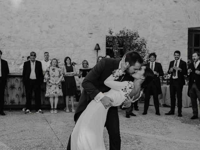 La boda de Emilio y Tamara en Pastrana, Guadalajara 124