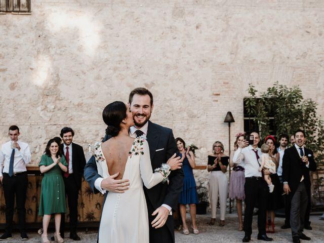 La boda de Emilio y Tamara en Pastrana, Guadalajara 125