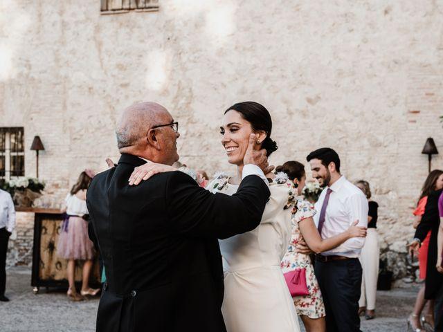 La boda de Emilio y Tamara en Pastrana, Guadalajara 128