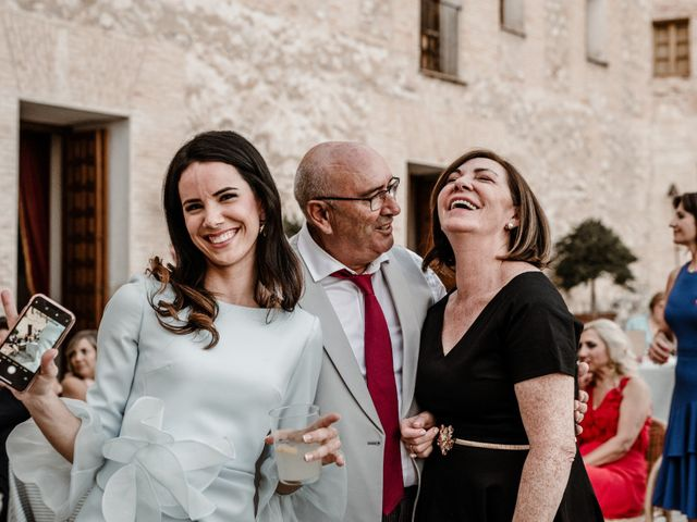 La boda de Emilio y Tamara en Pastrana, Guadalajara 134