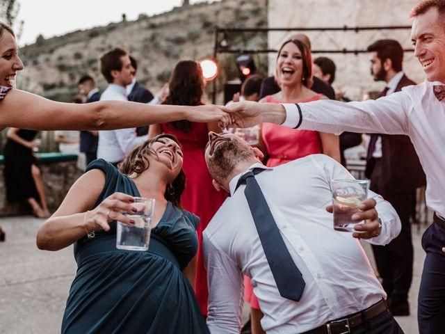 La boda de Emilio y Tamara en Pastrana, Guadalajara 136