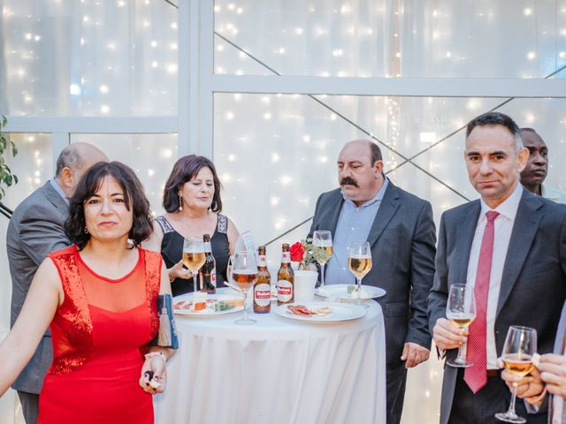 La boda de Mari Ángeles y Juan Carlos en Almería, Almería 23