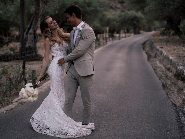 La boda de Lenny y Carol en Palma De Mallorca, Islas Baleares 21