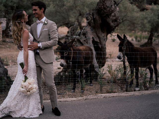 La boda de Lenny y Carol en Palma De Mallorca, Islas Baleares 26