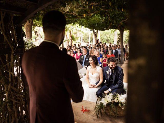 La boda de Albert y Sara en Sant Vicenç De Montalt, Barcelona 23