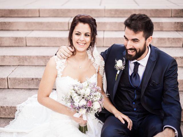 La boda de Albert y Sara en Sant Vicenç De Montalt, Barcelona 24
