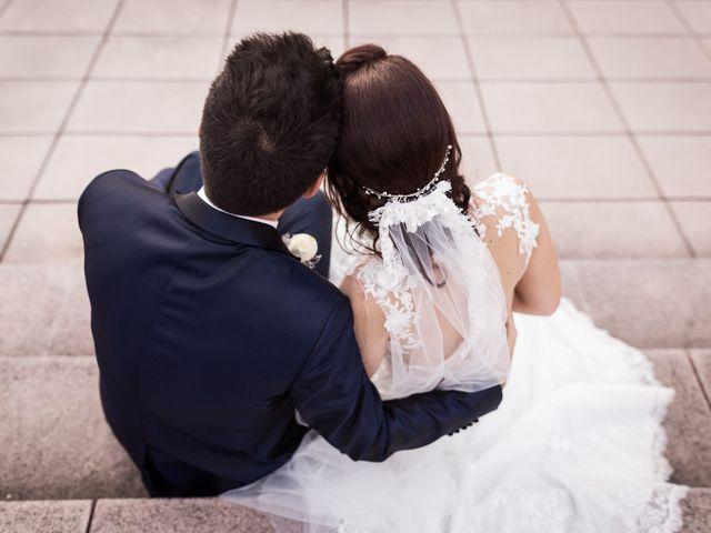 La boda de Albert y Sara en Sant Vicenç De Montalt, Barcelona 26