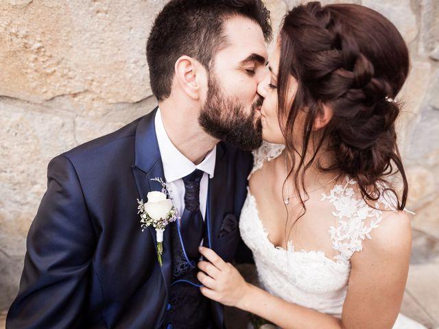 La boda de Albert y Sara en Sant Vicenç De Montalt, Barcelona 2