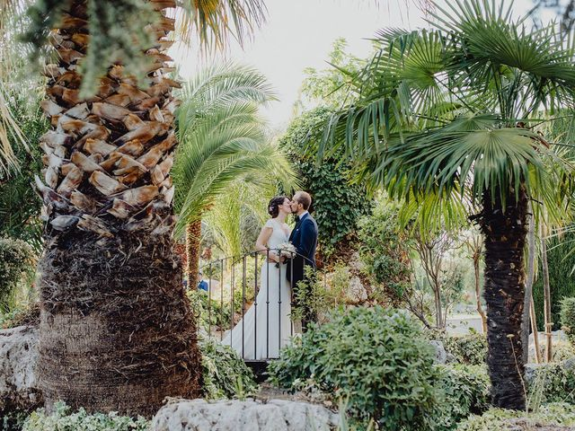 La boda de Javi y Lorena en Alcalá De Henares, Madrid 43